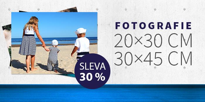 Vzpomínka na dovolenou? Tiskněte fotografie se slevou 30 %!