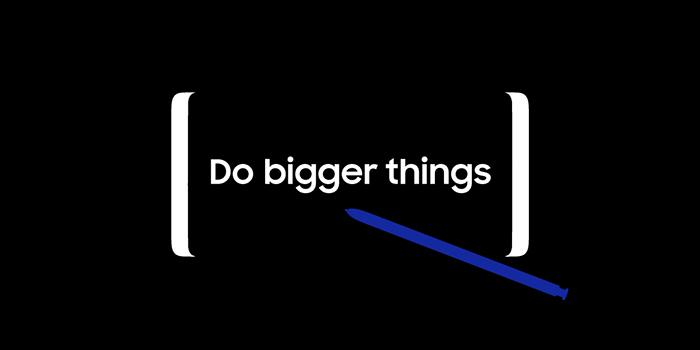Představení Samsung Galaxy Note 8 již 23. 8.