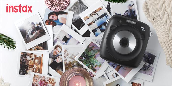Zažijte kouzlo okamžiku s Instaxem za speciální vánoční ceny