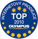Ocenění Top Webshop 2010