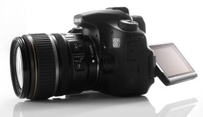 Novinky a slevy fotoaparátů Canon