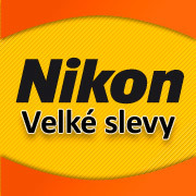Zlevnili jsme sortiment Nikon!