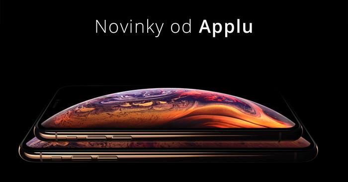 Apple představil nové iPhony a další novinky