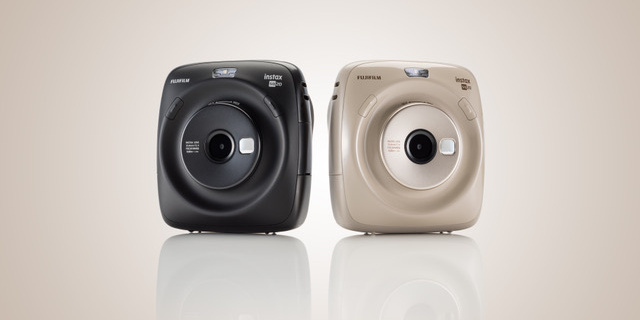 Nový Fujifilm Instax SQUARE SQ20!