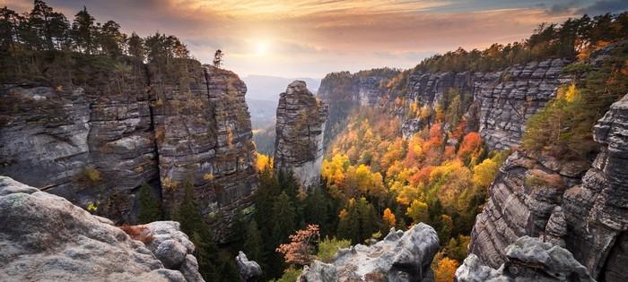Jak fotit podzimní krajin(k)y a protisvětlo