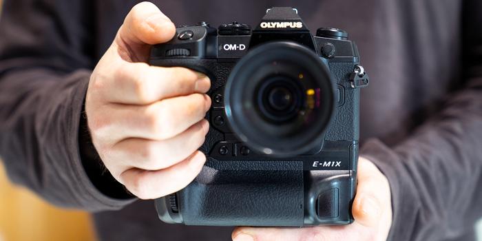 Přijďte si vyzkoušet nový Olympus OM-D E-M1X, v případě předobjednávky ušetříte 8 000 Kč