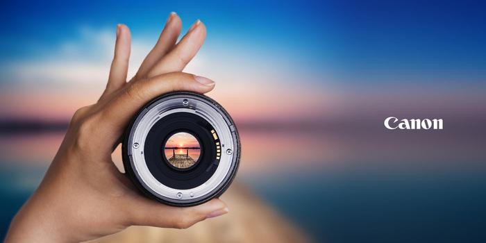 Dívejte se na svět skrz objektivy Canon. Do konce září můžete využít slevu 10 % na všechny.