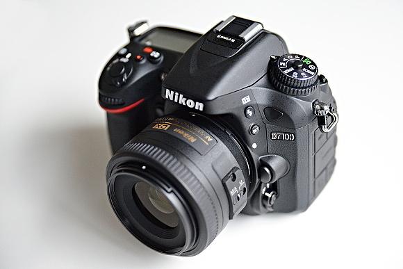 První ukázkové snímky z Nikonu D7100