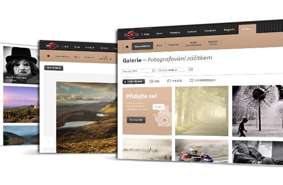 Galerie - fotografování zážitkem