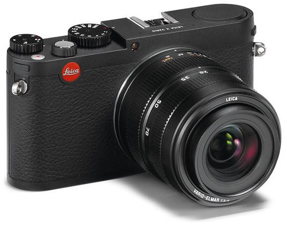Leica X Vario/Mini M byla dnes oficiálně představena