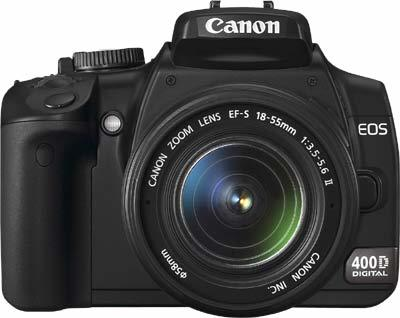 Canon EOS 400D + 18-55mm skladem!