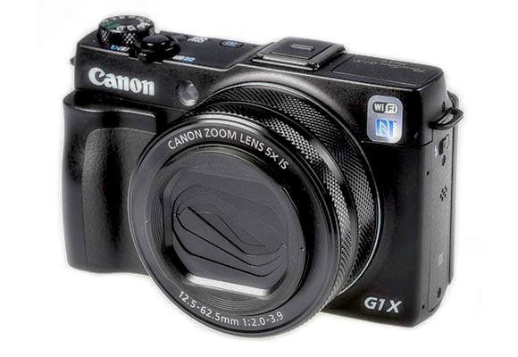 Canon G1X Mark II - první fotky
