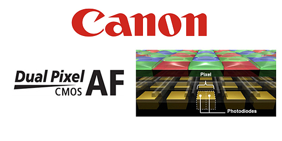 Canon patentoval rychlejší ostření pomocí Dual Pixel CMOS AF