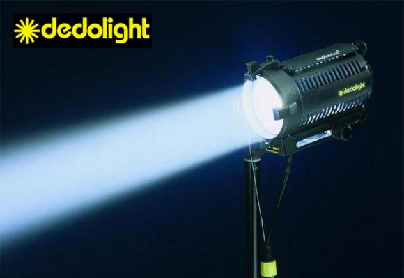 Osvětlovací technika Dedolight v Megapixelu již skladem
