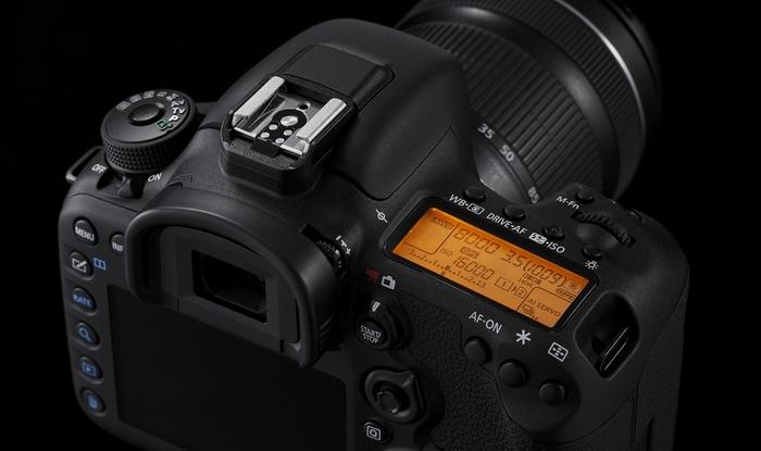 Nová verze firmwaru pro Canon EOS 7D Mark II