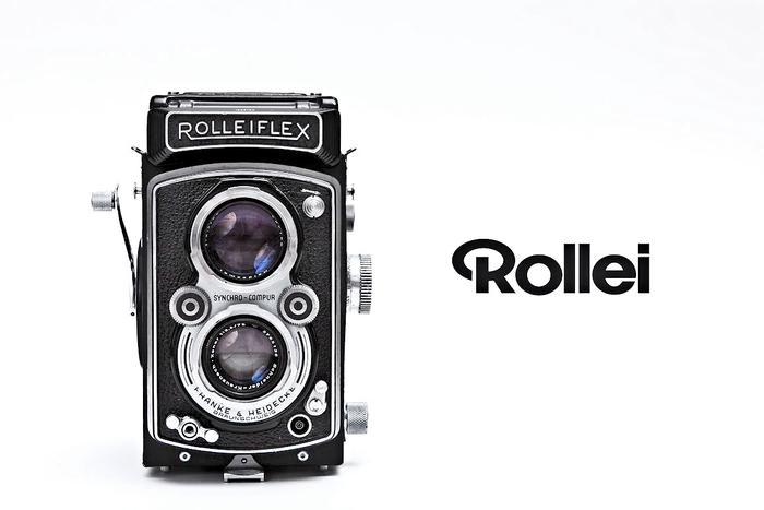 Historie fotografických značek - Rollei
