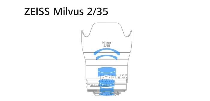 Zeiss Milvus 35mm f/2: malý a odolný širokáč