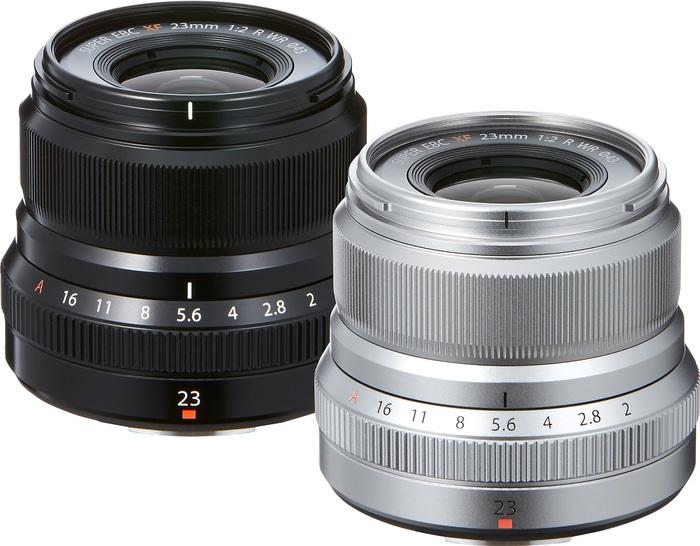 Představujeme objektiv FUJINON XF 23mm f/2 R WR