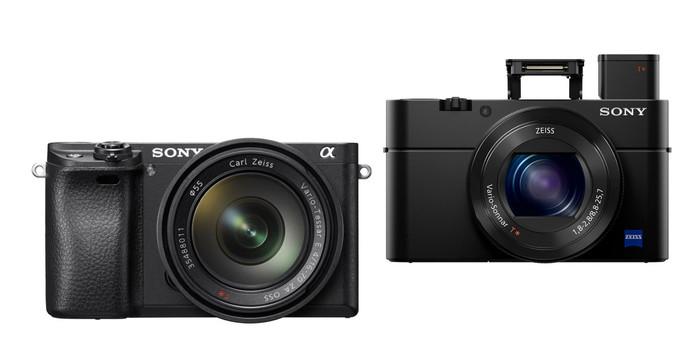 Získejte do 13. 11. okamžitou slevu 4 000 Kč nebo objektiv zdarma k vybraným fotoaparátům Sony