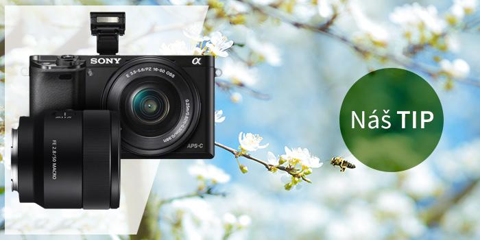 Připravte se na jaro s novým vybavením Sony