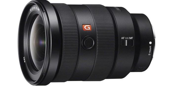 Objektiv Sony FE 16-35mm f/2.8 GM je skladem
