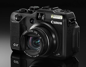 Výkonné kompakty Canon