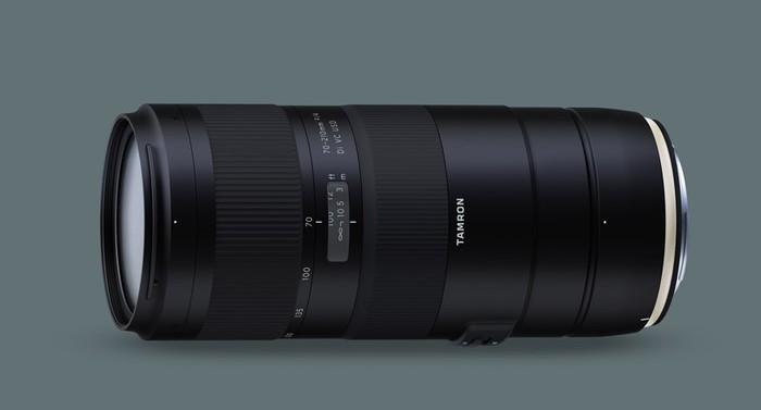 Tamron SP 70-210mm F/4.0 Di VC USD už máme skladem!