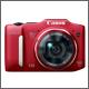 Canon PowerShot SX500 IS a SX160 IS - dva nové superzoomy