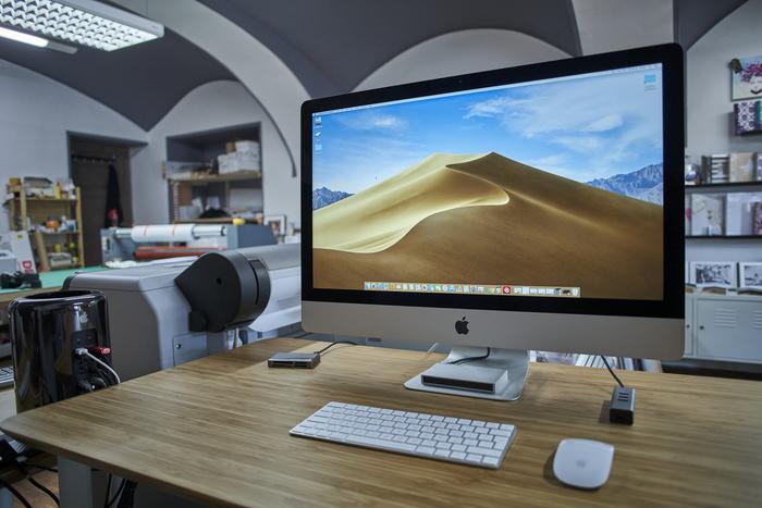 """Apple iMac, řešení """"vše v jednom"""""""