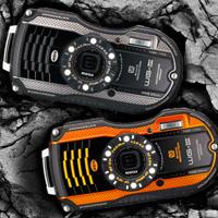 Nové odolné fotoaparáty Pentax