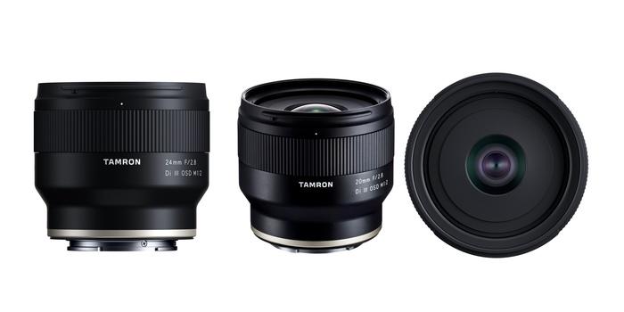Nové objektivy Tamron skladem!