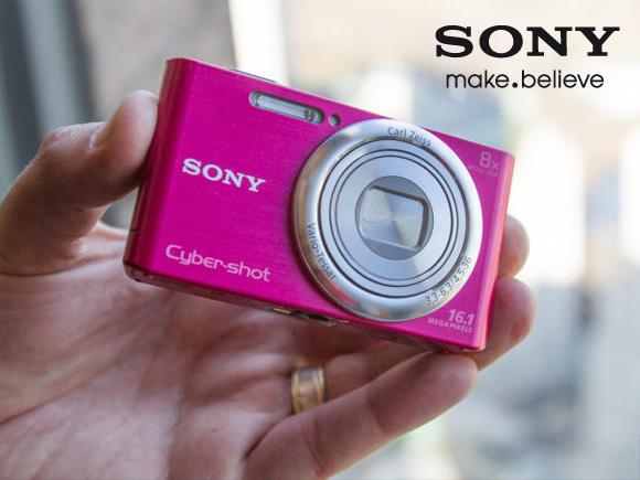 Kompaktní fotoaparáty Sony nyní ve slevě