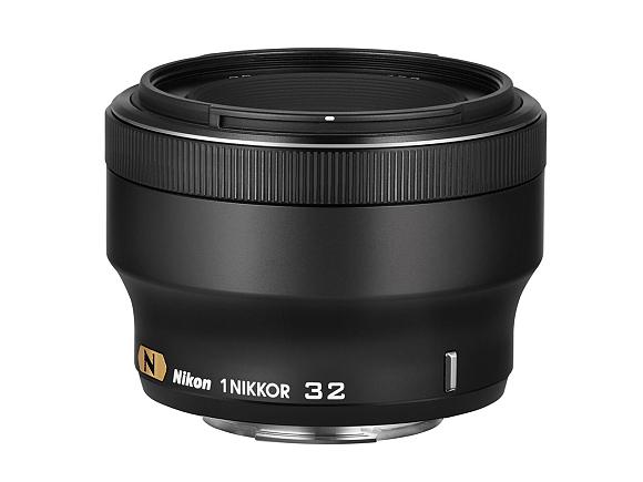 Nikon 1 Nikkor 32mm f/1.2 nový super-rychlý portrétní objektiv