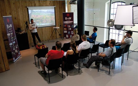 Workshopy zdarma v červenci