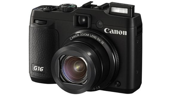 Canon představil G16, objektiv 55-250 IS STM a další novinky
