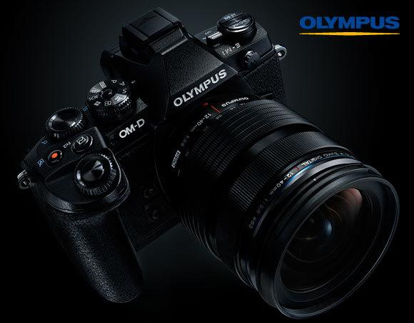 Získejte příslušenství k Olympus OM-D E-M1 zdarma