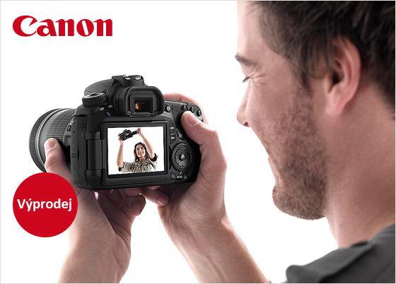 Canon EOS 60D je pouze v Megapixelu ve výprodeji za skvělou cenu