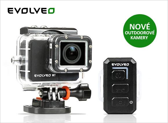 Outdoorové kamery Evolveo nově v naší nabídce