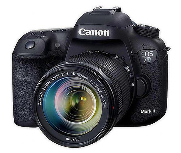 Canon EOS 7D Mark II: pravděpodobné specifikace
