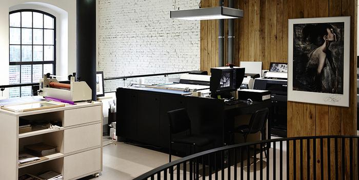Větší tiskové centrum, lepší služby