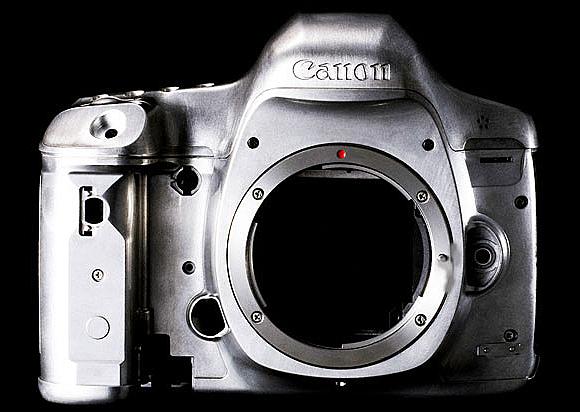 Snímač s vysokým rozlišením představí Canon už začátkem roku