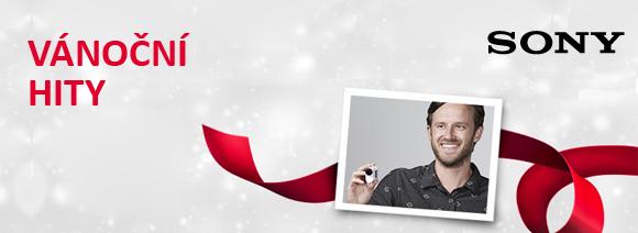 Vánoční hity od Sony