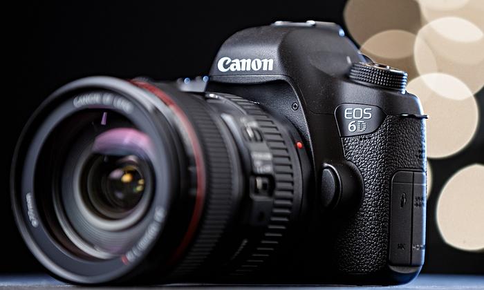 Nový firmware pro Canon EOS 6D je zdarma ke stažení