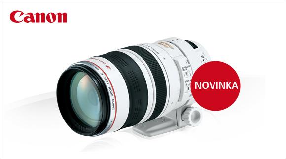Dlouho očekávaný Canon 100-400mm IS II máme konečně skladem