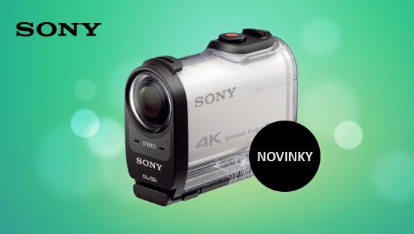 Sony uvedlo nové 4K a Full HD videokamery