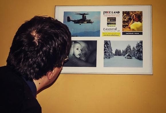Fotoklub FREELAND, přátelé z Galerie Megapixel