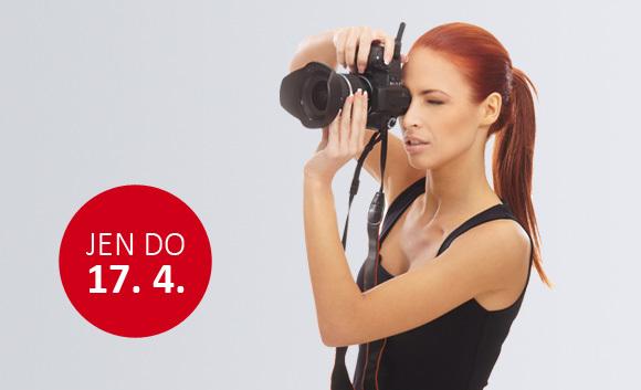 Fotokurz zdarma k fotoaparátům