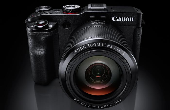 Canon PowerShot G3 X: velký snímač a 25x zoom