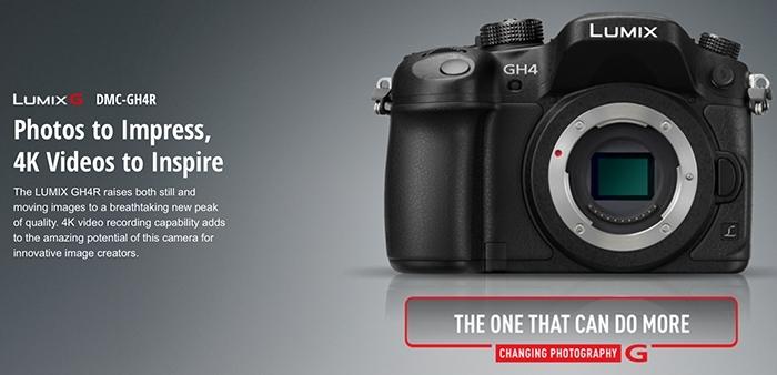 Nový Panasonic GH4R udělá radost především filmařům