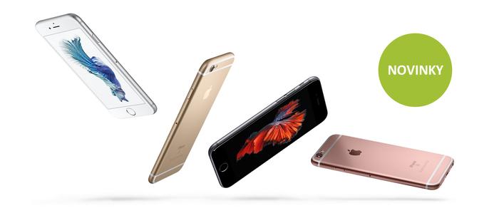Novinky Apple Iphone 6s, Ipad Pro a Ipad 4 mini